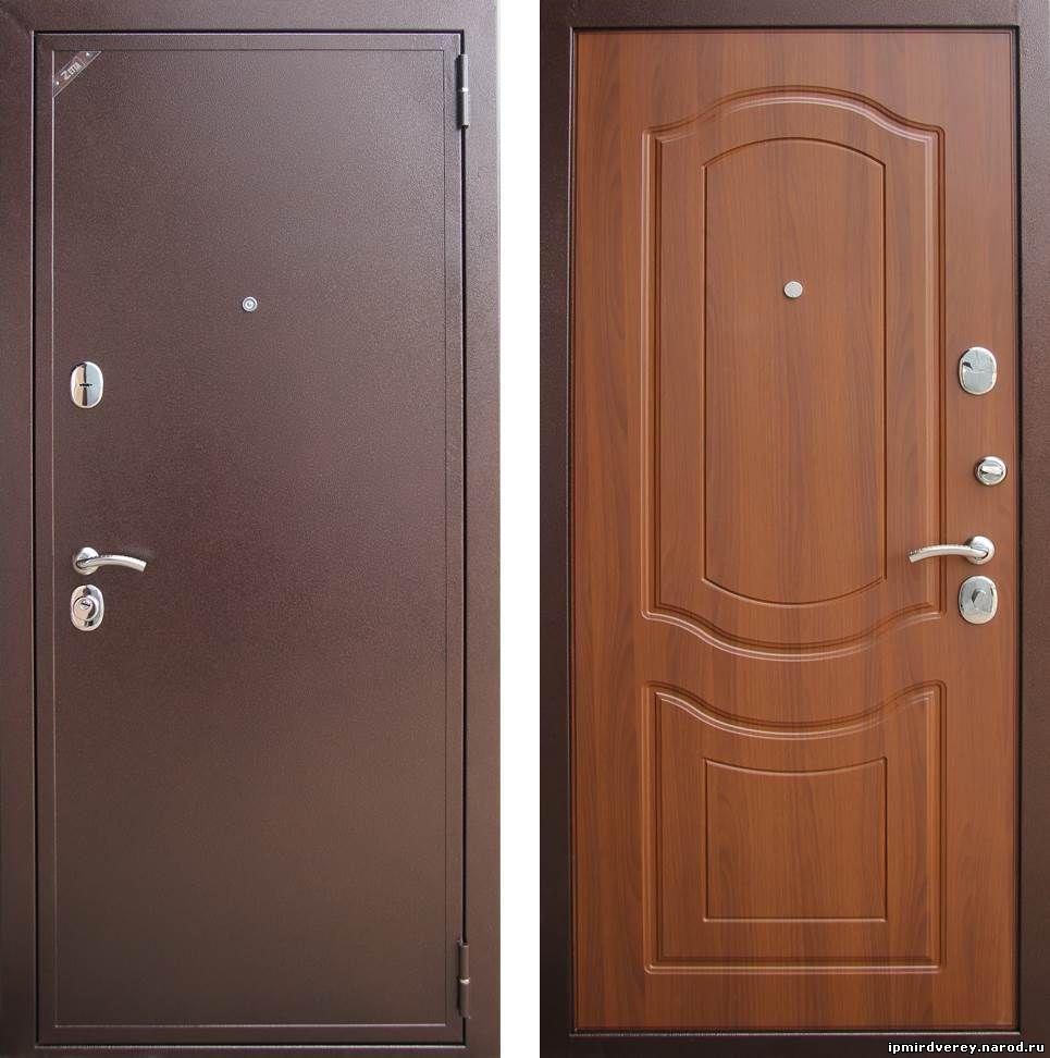 стальные двери в свао москва